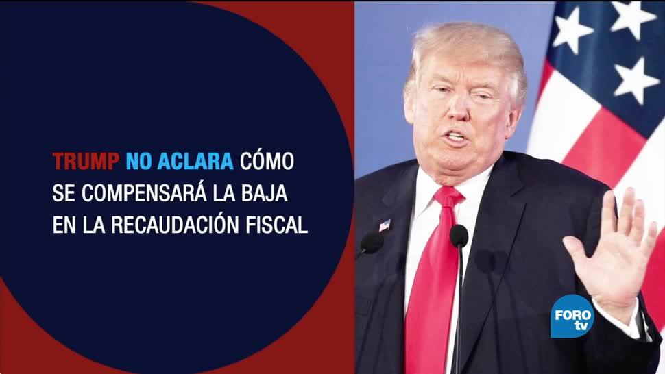 La reforma fiscal de Donald Trump