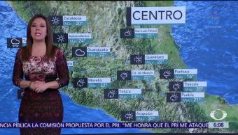 Frente frío 4 mantendrá ambiente gélido en noreste, centro y oriente