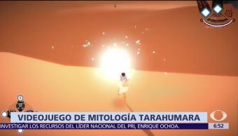Mexicanos desarrollan el primer videojuego basado en la mitología tarahumara