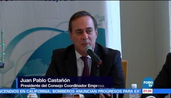 Empresarios mexicanos rechazan fijar caducidad al TLCAN