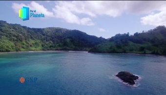 Por el Planeta: Costa Rica; Isla del Coco
