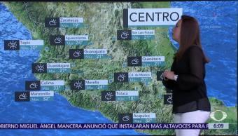 Pronostican ambiente frío en el norte, noreste, oriente y centro del país