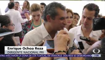 Ochoa Reza pide comisión para investigar a líderes de todos los partidos