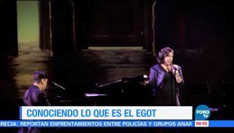 ¿Conociendo lo que es el EGOT?