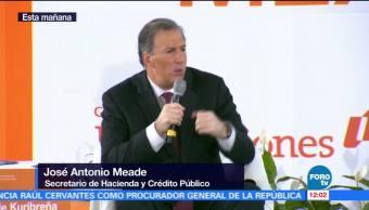 Tensiones en la renegociación del TLCAN son normales: José Antonio Meade