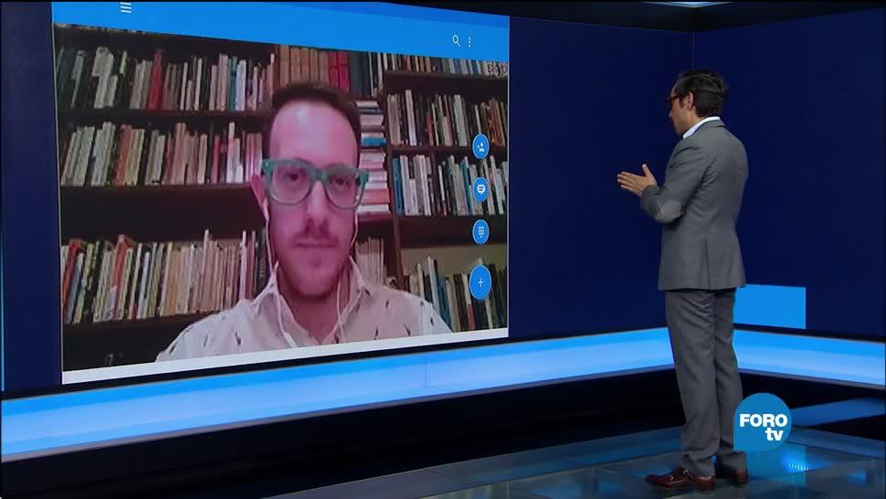 Genaro Lozano entrevista a Mariano Schuster