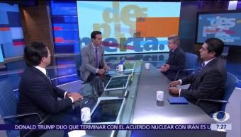 Renuncia Raúl Cervantes a la PGR, análisis en Despierta con Loret