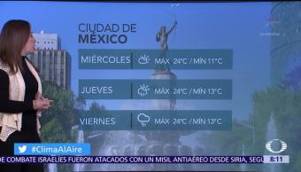 Clima Al Aire: Persistirá el clima frío en la Ciudad de México