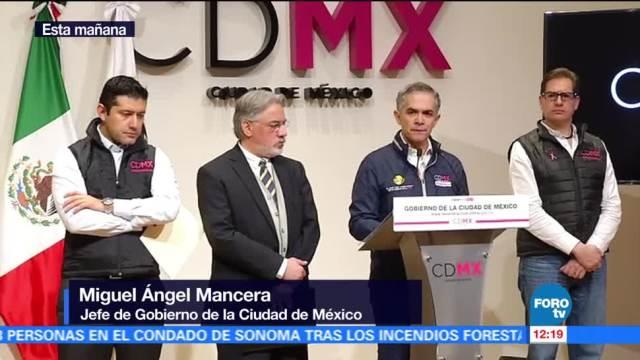 CDMX trabaja para reactivar actividad económica en zonas afectadas por sismos