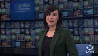 Las noticias, con Karla Iberia: Programa del 17 de octrubre de 2017