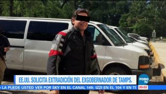 EU pide a México la extradición de Eugenio Hernández
