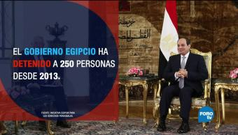 Gobierno de Egipto, contra personas LGBT