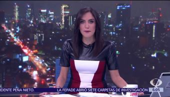 Las noticias, con Danielle Dithurbide Programa del 18 de octubre del 2017