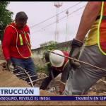 Peña Nieto afirma que la reconstrucción tras sismos costará 48 mil mdp