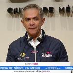 Balance de trabajos de apoyo a damnificados tras sismo en CDMX