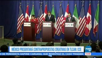 México hará contrapropuestas a las demandas estadounidenses: CCE
