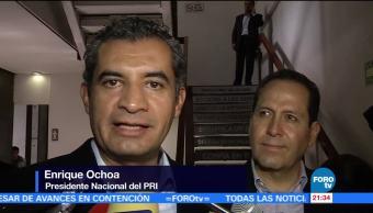 Designan a Eruviel Ávila como delegado del PRI en la CDMX