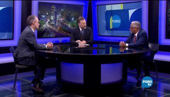 Leo Zuckermann Juan Pardinas y Raúl Feliz hablasn del TLCAN