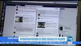 EU almacenará actividad en redes sociales de inmigrantes