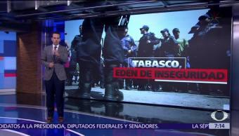 Villahermosa es la ciudad con mayor percepción de inseguridad