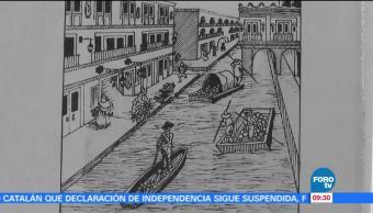 La historia del embarcadero de Roldán