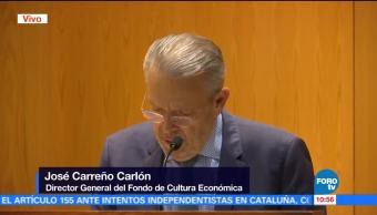 José Carreño Carlón participa en Congreso Interuniversitario en el ITAM