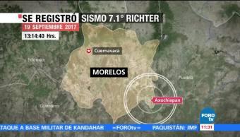 Se cumple un mes del sismo del 19S; suman 369 muertos