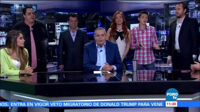 Matutino Express del 19 de octubre con Esteban Arce (Bloque 3)