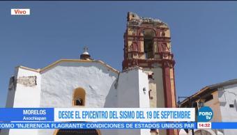 Reabren balnearios de Morelos tras sismo