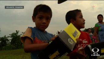 Paralizada la economía en algunas zonas de Oaxaca y Chiapas