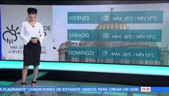 El Clima A las Tres con Daniela Álvarez