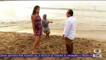 Conociendo al diputado Ricardo Taja y la pesca ribereña