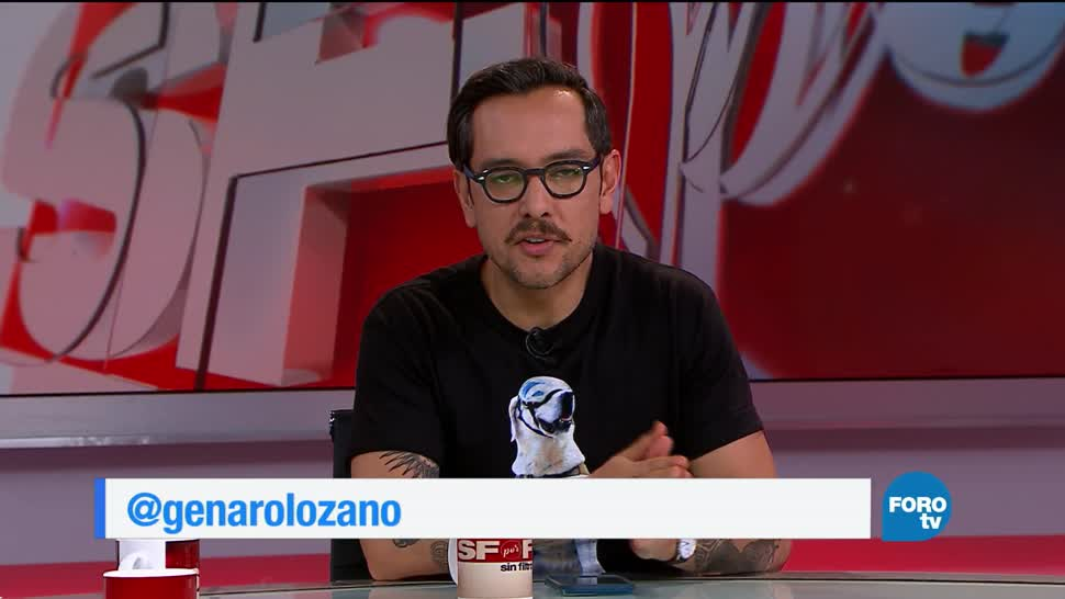 Sin Filtro con Genaro Lozano: Programa del 22 de octubre del 2017