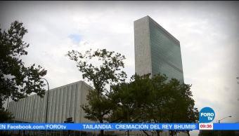 La carta de las Naciones Unidas
