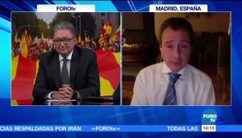 Parlamento Catalán Celebrará Sesión Próximo Jueves