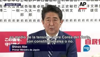 Renuevan Parlamento en Japón, elección para renovar