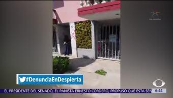 #DenunciaEnDespierta: Edificios en Paseo de las Galias, afectados tras sismo