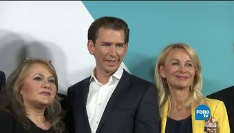 El austriaco Sebastián Kurz se convertirá en mandatario más joven del mundo