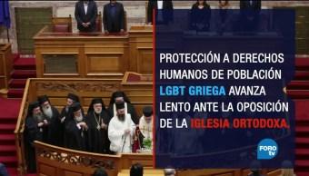 Aprueban en Grecia el cambio legal de género