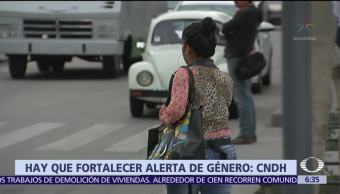Violencia de género en México, al alza