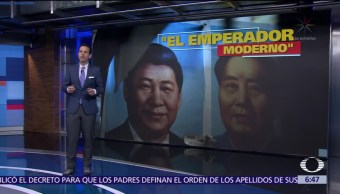Xi Jinping es confirmado como líder del Partido Comunista de China