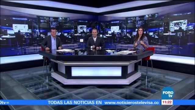 Matutino Express del 25 de octubre con Esteban Arce (Bloque 3)