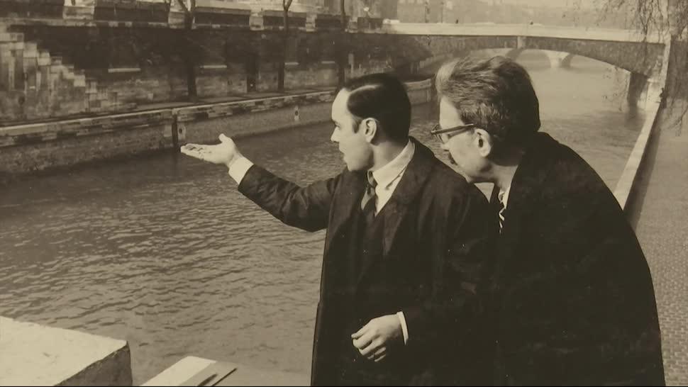 Retomando a... Yves Klein y su exposición en el MUAC