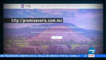 Se abre convocatoria para el premio Everis México