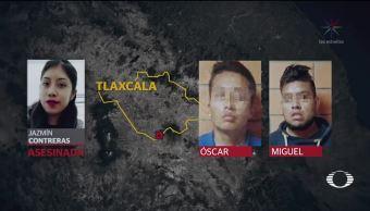 Audiencia de empleados que mataron a su jefa en Tlaxcala