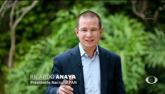 Juez concede a Anaya derecho de réplica por publicación de El Universal