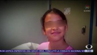 Niña mexicana con parálisis cerebral está detenida por autoridades migratorias de EU