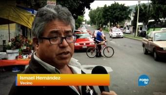 Recorrido por la calle Salvador Díaz Mirón