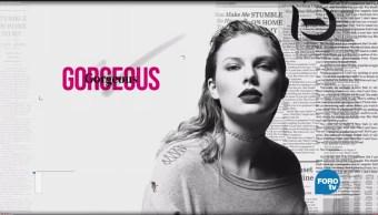 #LoEspectaculardeME: Taylor Swift lanza nuevo tema