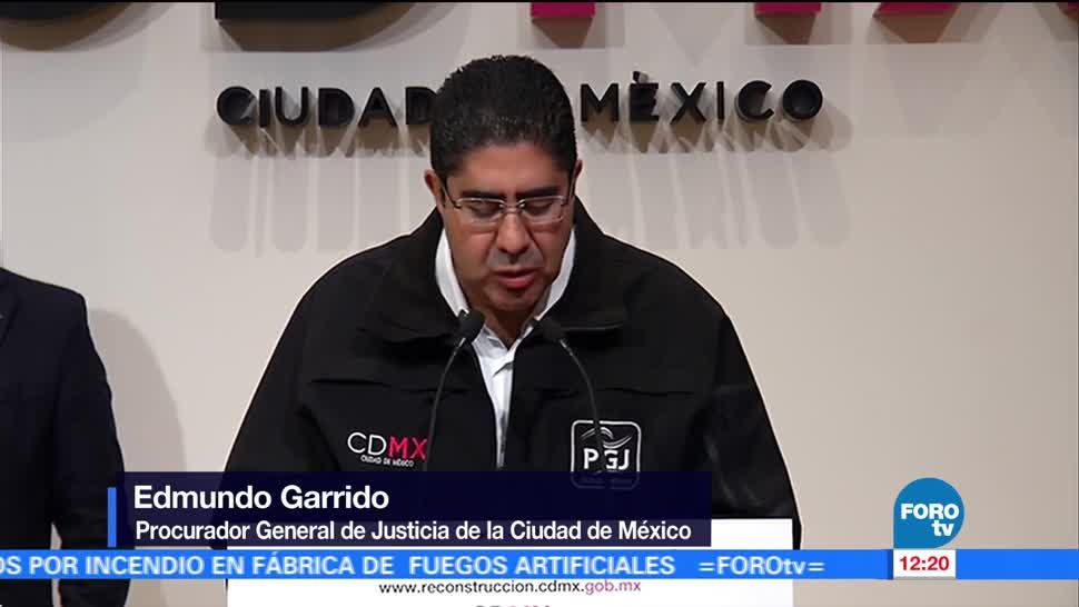 Detienen a responsable de derrumbe en Zapata durante sismo en CDMX
